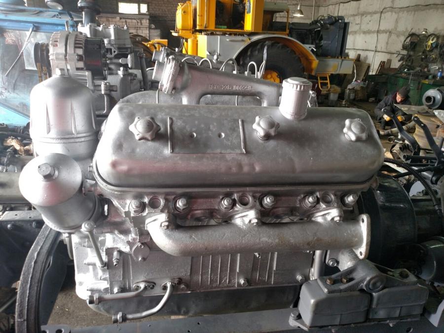 Двигатель ЯМЗ 236, Вал номинал