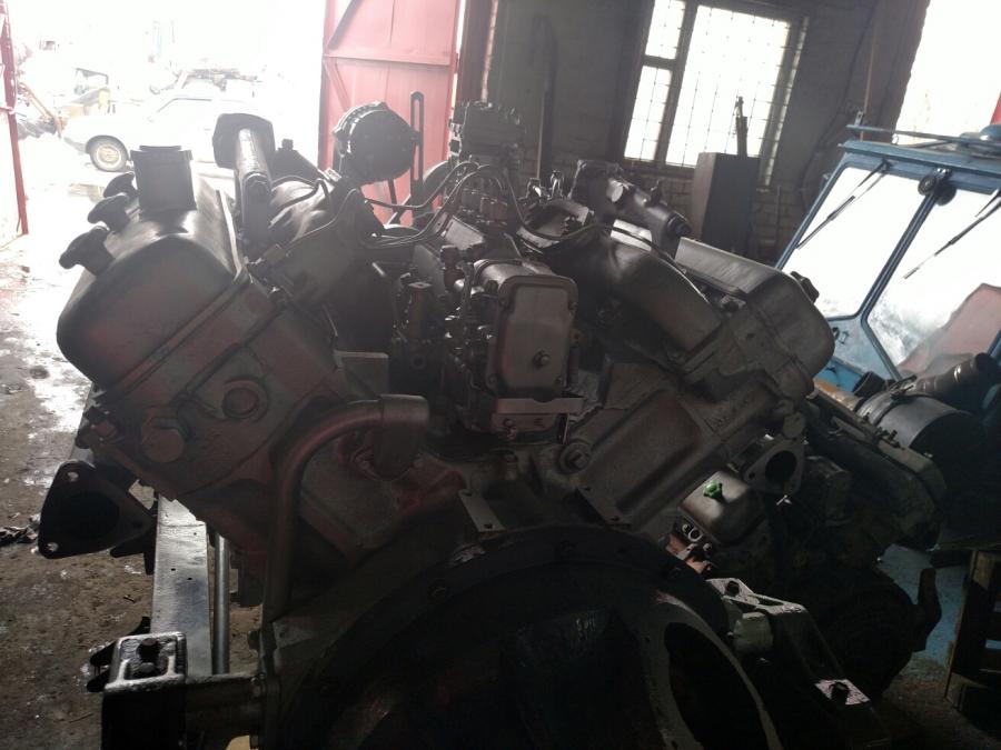 Двигатель ЯМЗ 236 Р2 в сборе